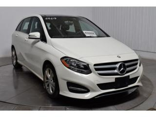 Used 2015 Mercedes-Benz B-Class Awd Cuir Toit Nav for sale in L'ile-perrot, QC