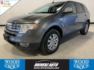 Used 2010 Ford Edge SEL CLEAN CARFAX, LEATHER, SUNROOF for sale in Calgary, AB