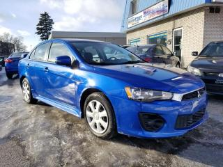 Used 2016 Mitsubishi Lancer SE - CVT - FULL - FINANCEMENTS for sale in Longueuil, QC