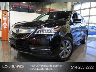 Used 2015 Acura MDX ELITE|SH-AWD|DVD|7PASSAGERS|NAVI| for sale in Montréal, QC