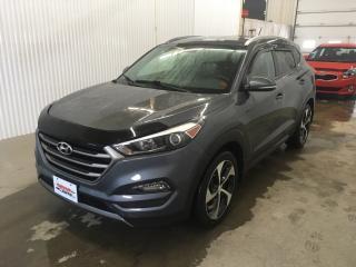 Used 2016 Hyundai Tucson Premium 1.6T AWD for sale in Trois-Rivières, QC