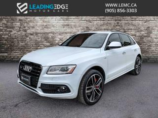 Used 2017 Audi SQ5 3.0T Dynamic Edition for sale in Woodbridge, ON