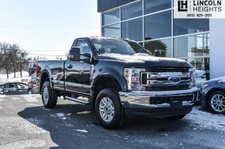 Used 2018 Ford F-350 F350 REG CAB DIESEL 4X4 ONE OWNER for sale in Ottawa, ON
