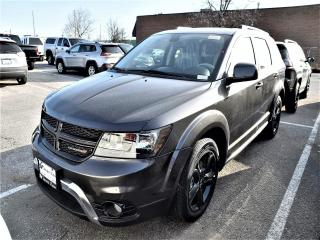 New 2019 Dodge Journey Crossroad for sale in Concord, ON