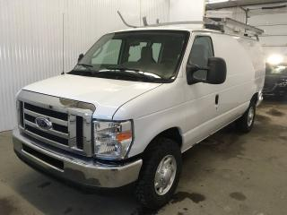 Used 2011 Ford Econoline E-250 Commercial Cargo Racks de toit for sale in Trois-Rivières, QC