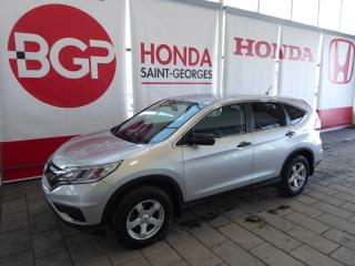 Used 2015 Honda CR-V ÉDITION  LX for sale in St-Georges, QC