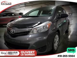 Used 2014 Toyota Yaris Le Cruise Control for sale in Québec, QC