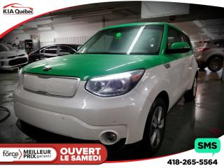 Used 2018 Kia Soul for sale in Québec, QC