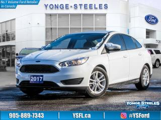 Used 2017 Ford Focus SE for sale in Thornhill, ON