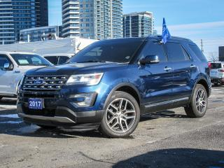 Used 2017 Ford Explorer LIMITED for sale in Thornhill, ON
