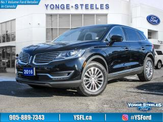 Used 2016 Lincoln MKX Select for sale in Thornhill, ON