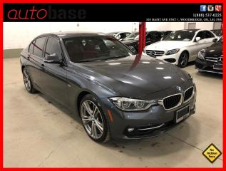 Used 2016 BMW 3 Series 328i xDrive NAVIGATION PREMIUM ENHANCED SPORT EXECUTIVE for sale in Vaughan, ON