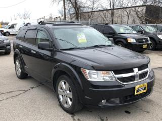 Used 2009 Dodge Journey AWD 4dr R/T for sale in Oakville, ON