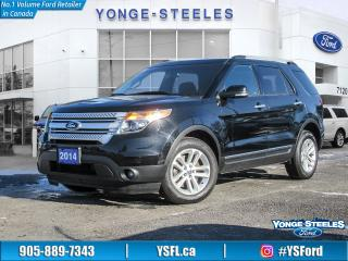 Used 2014 Ford Explorer XLT for sale in Thornhill, ON