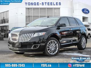 Used 2014 Lincoln MKX Base for sale in Thornhill, ON