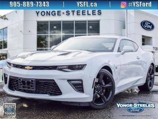 Used 2018 Chevrolet Camaro SS for sale in Thornhill, ON