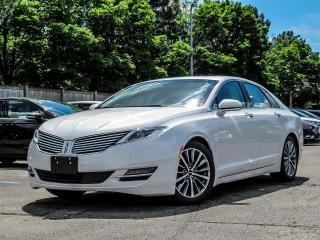 Used 2015 Lincoln MKZ Hybrid for sale in Thornhill, ON