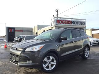 Used 2015 Ford Escape SE - NAVI - PANO ROOF - LEATHER for sale in Oakville, ON
