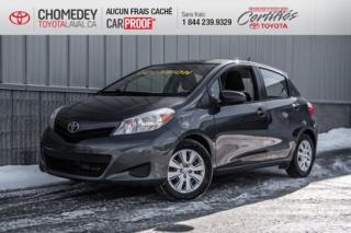 Used 2014 Toyota Yaris Hatch Le for sale in Laval, QC