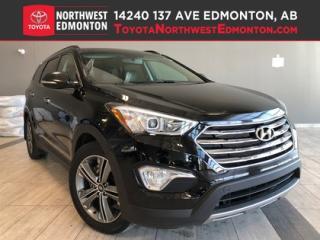 Used 2016 Hyundai Santa Fe Limited | XL | Adventure | Pano Sun | Heat Seat for sale in Edmonton, AB