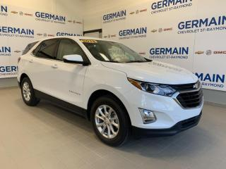 Used 2018 Chevrolet Equinox LT AWD - AC -GR. ÉLECTRIQUE - MAGS for sale in St-Raymond, QC