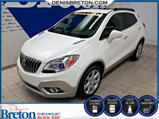 Used 2016 Buick Encore for sale in St-Eustache, QC
