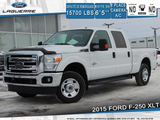 Used 2015 Ford F-250 Xlt 4x4 6 Places for sale in Victoriaville, QC
