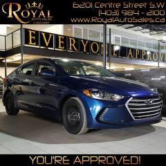 Used 2017 Hyundai Elantra LE for sale in Calgary, AB