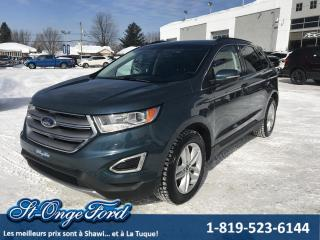 Used 2016 Ford Edge SEL, Traction intégrale, Navigation! for sale in Shawinigan, QC