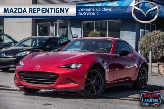Used 2017 Mazda Miata MX-5 GS for sale in Repentigny, QC