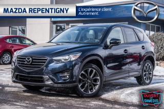 Used 2016 Mazda CX-5 Gt-Tech Awd, Cuir for sale in Repentigny, QC