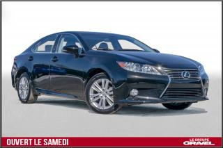 Used 2013 Lexus ES 350 Cuir Navigation for sale in Ile-des-Soeurs, QC