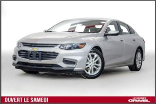 Used 2017 Chevrolet Malibu Mags Camera Siege for sale in Montréal, QC
