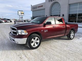 Used 2019 RAM 1500 SLT cabine d'équipe 4x4 caisse de 6,4 pi for sale in Jonquière, QC
