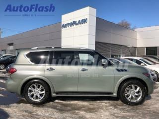 Used 2011 Infiniti QX56 for sale in St-Hubert, QC