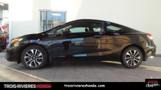 Used 2014 Honda Civic manuelle EX for sale in Trois-Rivières, QC