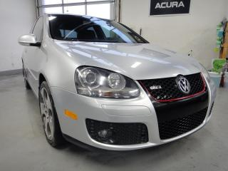 Used 2008 Volkswagen GTI ALL SERVICE RECORD.0 CLAIM for sale in North York, ON