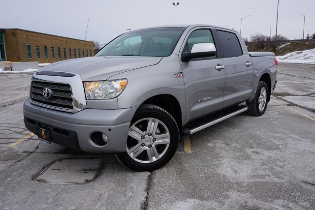 2007 Toyota Tundra CrewMax LIMITED - SUPER CLEAN