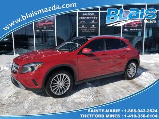 Used 2015 Mercedes-Benz GLA GLA 250 4 portes 4MATIC for sale in Ste-Marie, QC