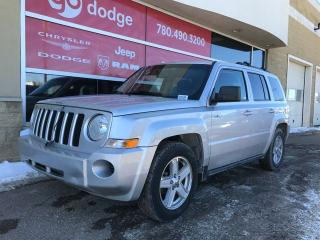 Used 2010 Jeep Patriot sport 4x4 for sale in Edmonton, AB