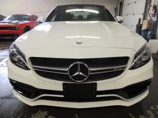 Used 2016 Mercedes-Benz C-Class AMG C 63 S, DRIVE ASSIST, NAVI, BACK UP CAMERA for sale in Mississauga, ON