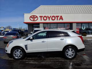 Used 2013 Cadillac SRX Luxury PREMIUM. LEATHER , navigation AWD for sale in Cambridge, ON