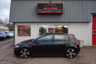 Used 2015 Volkswagen Golf GTI Dsg T.équipé Cuir for sale in Lévis, QC