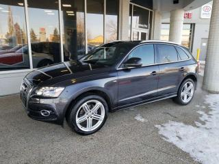 Used 2010 Audi Q5 3.2L PREMIUM; FULLY LOADED, NAV, BACKUP CAM, HEATED SEATS, SUNROOF AND MORE for sale in Edmonton, AB