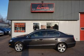 Used 2010 Volkswagen Passat COMFORTLINE for sale in Lévis, QC