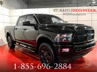 Used 2015 RAM 2500 SLT CUMMINS + CREW + BLACK EDITION for sale in St-Basile-le-Grand, QC