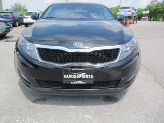 Used 2012 Kia Optima LX GDI for sale in Newmarket, ON