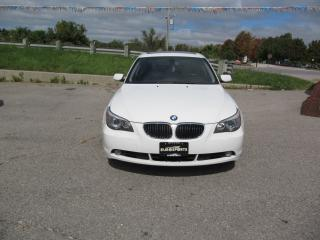 Used 2007 BMW 525xi for sale in Newmarket, ON