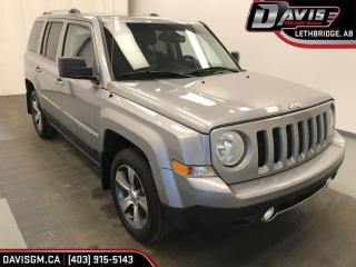 Used 2016 Jeep Patriot Sport/North for sale in Lethbridge, AB