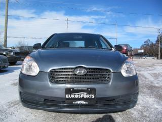Used 2011 Hyundai Accent GLS for sale in Newmarket, ON